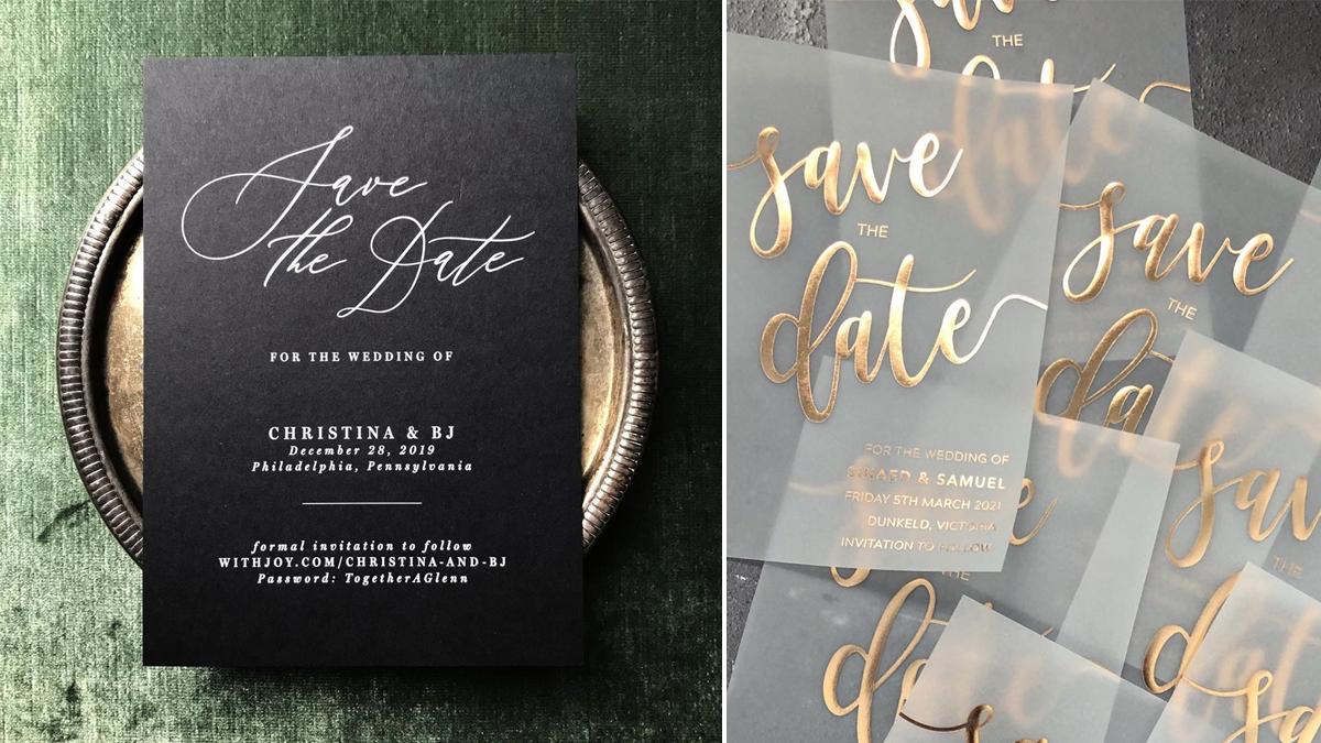 """Czy i kiedy warto wysyłać """"Save The date""""?"""