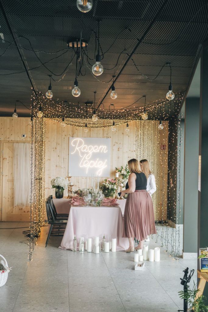 Ekipa Mizzle Weddings w akcji!